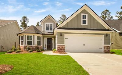 Evans Single Family Home For Sale: 5802 Whispering Pines Way