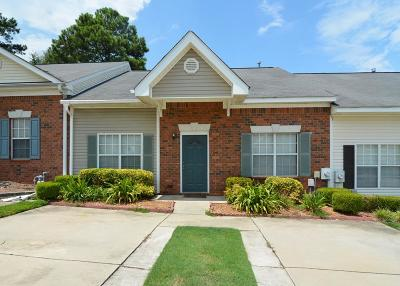Augusta Single Family Home For Sale: 2013 Helmsdale Lane