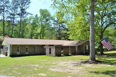 Augusta Single Family Home For Sale: 3302 Crane Ferry Road