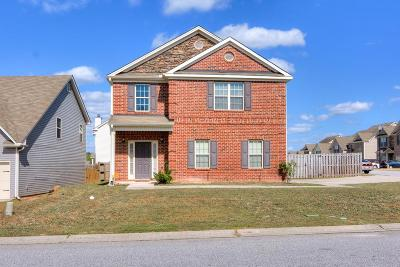 Augusta Single Family Home For Sale: 2601 Serenity Lane