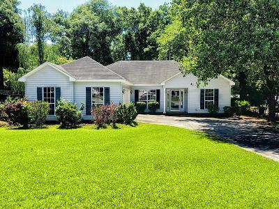 North Augusta Single Family Home For Sale: 504 Old Walnut Branch