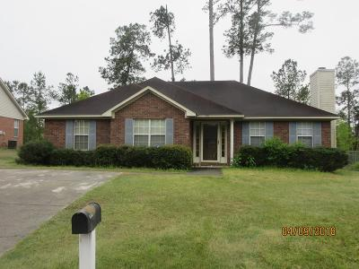 Augusta GA Single Family Home For Sale: $95,900