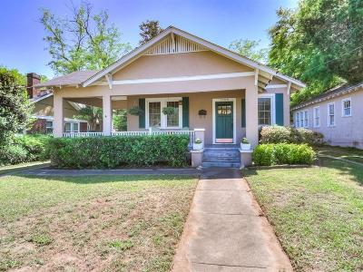 Augusta Single Family Home For Sale: 1908 McDowell Street