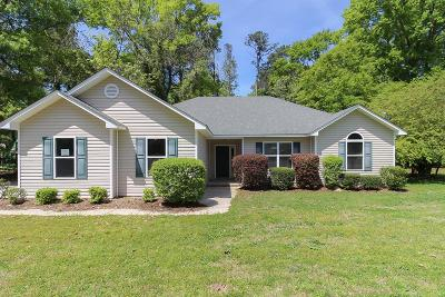 McDuffie County Single Family Home For Sale: 328 Gordon Street