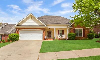 Grovetown Single Family Home For Sale: 904 Sedgefield Circle