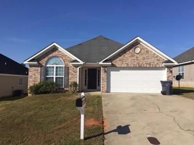Grovetown Single Family Home For Sale: 311 Elbrus Way
