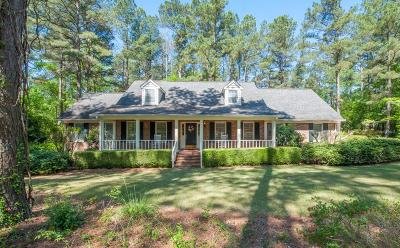 North Augusta Single Family Home For Sale: 3 Oakleaf Drive
