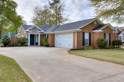 North Augusta Single Family Home For Sale: 259 Andrews Branch Road