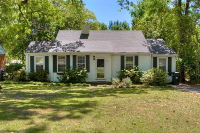 Richmond County Single Family Home For Sale: 1740 King Woods Drive