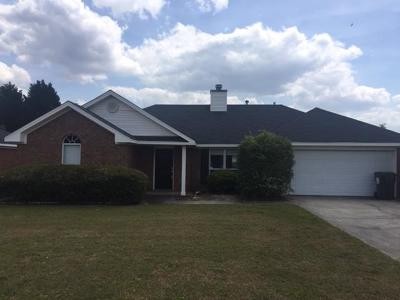 Grovetown Single Family Home For Sale: 129 Summerfield Circle