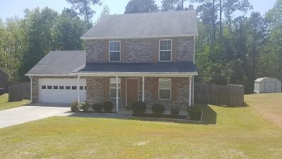 Richmond County Single Family Home For Sale: 4116 Pinnacle Way