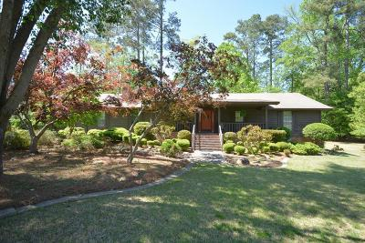 Augusta Single Family Home For Sale: 3513 Nassau Drive