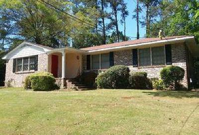 Richmond County Single Family Home For Sale: 407 Aumond Road