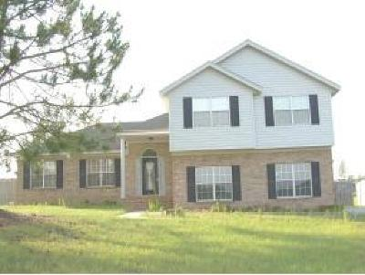 Richmond County Single Family Home For Sale: 1057 Fox Den Road