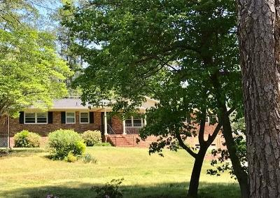 North Augusta Single Family Home For Sale: 918 Belvedere Clearwater Road