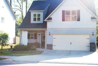 Grovetown Single Family Home For Sale: 4029 Corners Way