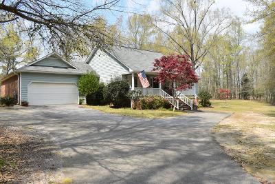 Waynesboro Single Family Home For Sale: 263 St George Drive