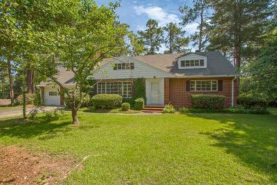 Richmond County Single Family Home For Sale: 2227 Glendale Road