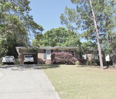 Richmond County Single Family Home For Sale: 3025 Hummingbird Lane
