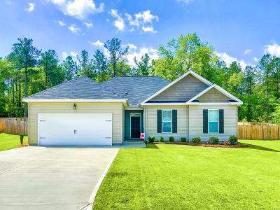 North Augusta Single Family Home For Sale: 502 Naussa Pass