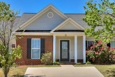 Grovetown Attached For Sale: 725 Whispering Willow Way