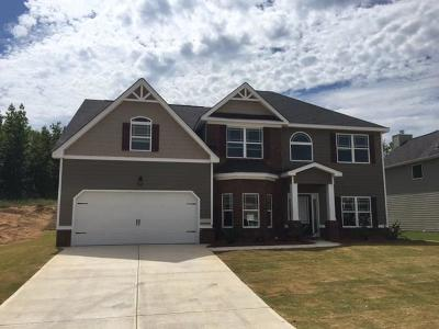 Grovetown Single Family Home For Sale: 5030 Vine Lane