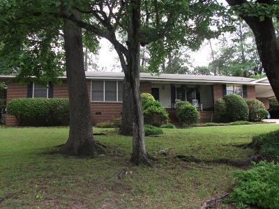 Augusta Single Family Home For Sale: 3115 Trafalgar Drive