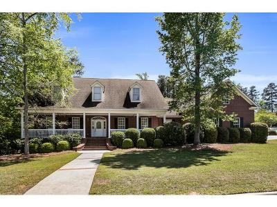 Evans Single Family Home For Sale: 3978 Hammonds Ferry Court
