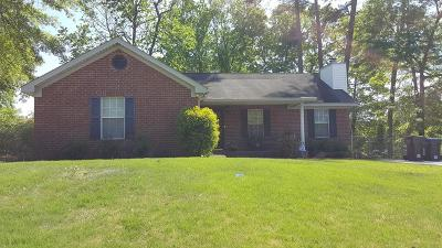 Richmond County Single Family Home For Sale: 2546 Crosscreek Road
