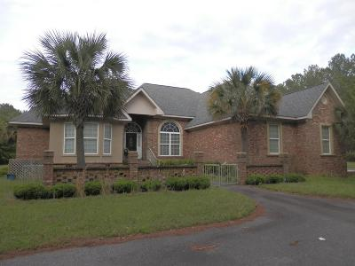 Aiken Single Family Home For Sale: 8558 Gregory Road