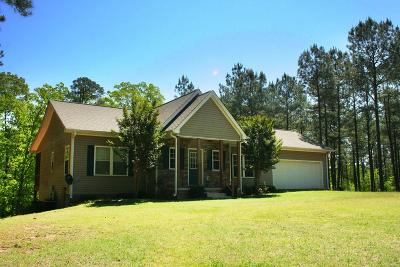 Lincolnton Single Family Home For Sale: 1094 Shelter Cove Rd