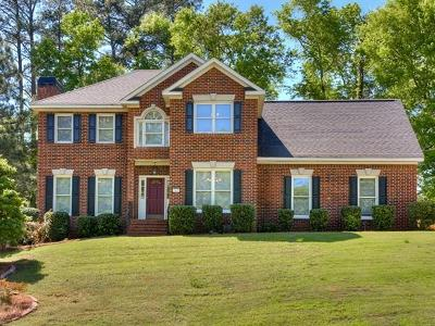Columbia County Single Family Home For Sale: 382 Farmington Drive E