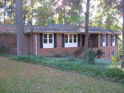 North Augusta Single Family Home For Sale: 708 West Woodlawn Avenue