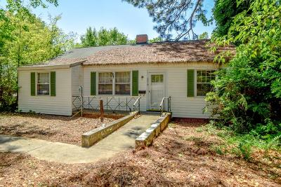 Aiken Single Family Home For Sale: 3019 Vaucluse Road