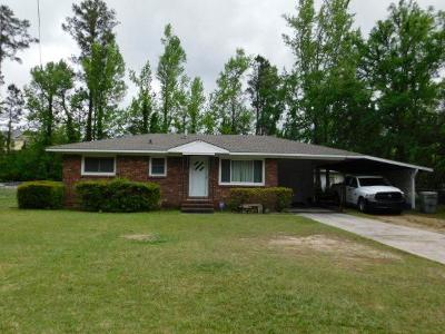 Thomson Single Family Home For Sale: 854 Pine Lane Drive