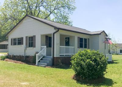 Edgefield County Single Family Home For Sale: 2533 Hwy 23w