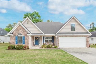 North Augusta Single Family Home For Sale: 1121 Lake Greenwood Drive