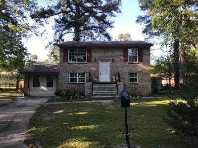 Richmond County Single Family Home For Sale: 2423 Southgate Drive