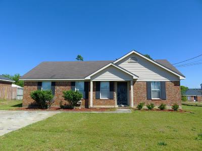 Richmond County Single Family Home For Sale: 3335 Hamden Street