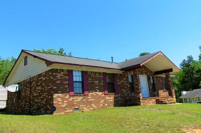 Augusta Single Family Home For Sale: 2360 Rutherford Avenue