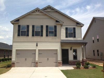 Augusta GA Single Family Home For Sale: $194,500