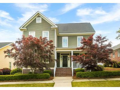 Evans GA Single Family Home For Sale: $320,000