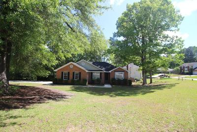 Evans Single Family Home For Sale: 691 Low Meadow Drive
