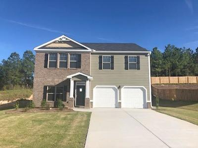 Grovetown Single Family Home For Sale: 5036 Vine Lane