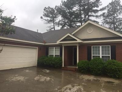 Grovetown Single Family Home For Sale: 2112 Glenn Falls Drive