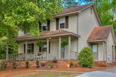 Martinez GA Single Family Home For Sale: $160,000