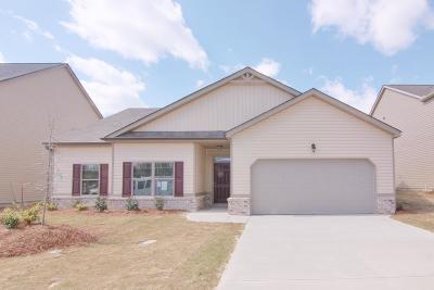 Augusta GA Single Family Home For Sale: $190,500