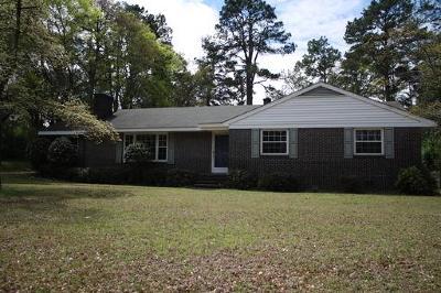 Augusta GA Single Family Home For Sale: $159,900