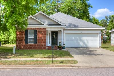 North Augusta SC Single Family Home For Sale: $154,900