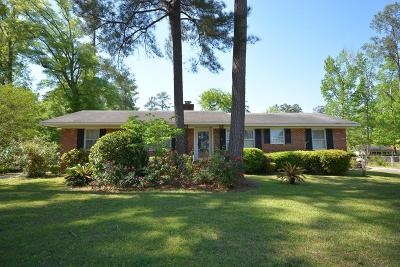 Augusta Single Family Home For Sale: 3517 Nassau Drive